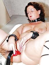 Horny Manuela