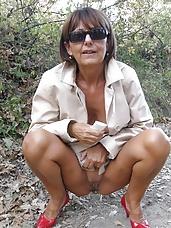 Real amateur granny porn