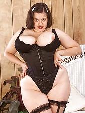 Big ass girl