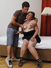This housewife loves to fuck hard