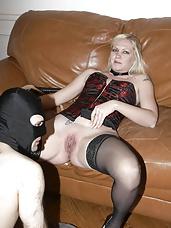 Pussy Licking Trample Slut