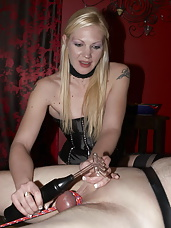 CBT Session with Mistress Ariel