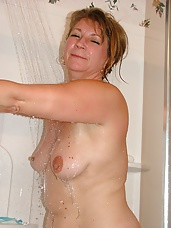 Devlynn Caught in the Shower