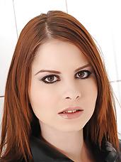 Lovely redhead Judy Smilz