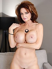 Deauxma catches her son's friend sticking his dick in a sandwich. Apparently, he's upset at his boss for making him go get his lunch. Being the nice women that she is, Deauxma decides to give her son's friend a hand in his shenanigans. She milks his cock dry with her pussy and has him jizz in her mouth. She then proceeds to spit the jizz out on the sandwich. Now her son's friend has a nice juicy cum sandwich to feed his dickhead boss.