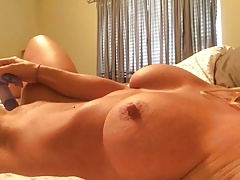 Self Filmed Wife Masturbating
