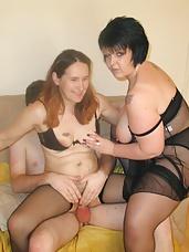Sam Dee & Kaz Orgy Pt2