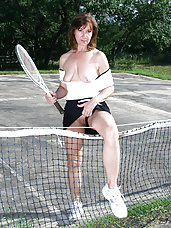 There\'s good something to be said about playing tennis in the nude